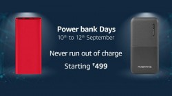 Want To Buy A Power Bank? Check Out Amazon Power Banks Days Offers