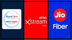 BSNL Vs Airtel Vs JioFiber: Which Entry Level Broadband Plan Is Better?