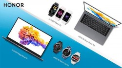 Honor Introduces Notebook And Smartwatches At IFA 2020