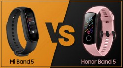 Mi Band 5 Vs Honor Band 5 Which Makes A Good Choice And Why