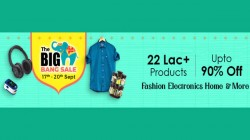 ShopClues 'Big Bang Sale' 2020: Starts On Sept 17, Up To 90% Offers On Electronics And Home Products