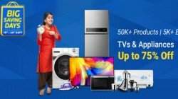 Flipkart Big Saving Days Sale 2020: Discount Offers On Smart TVs