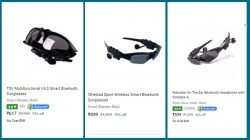 Flipkart Discount Offers On Bluetooth Smart Glasses
