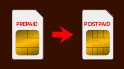 How To Switch Your Prepaid Number To Postpaid With An OTP