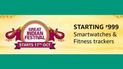Amazon Great Indian Sale 2020: Top Deals And Offers On Smartwatches and Fitness Bands