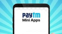 Paytm To Host Mini App Developer Conference On October 8
