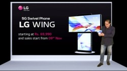 Lg Wing With Swivel Mechanism Launched In India Should You Buy