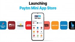 Paytm Mini App Store Launched As Alternative To Google Play Store