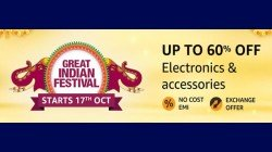 Amazon Great Indian Festival Sale 2020 Offers List