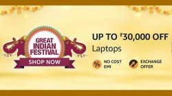 Amazon Great Indian Festival Sale Offers: Special Discount Offers On Best Laptops