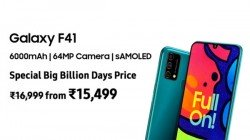 Samsung Galaxy F41 Is Here To Rule Mid Range Segment With Powerful Hardware & Smooth Performance
