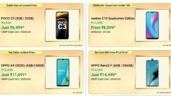 Flipkart Big Diwali Offers Discount Offers On Oppo Smartphones