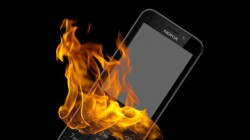 Another Mobile Phone Goes Up In Flames; Leaves User Injured
