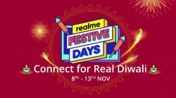 Realme Festive Days: Diwali Discount Sale On Realme Smartphones