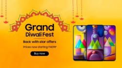 SAMSUNG GRAND DIWALI FEST 2020: Discount Offers On Samsung Smartphones