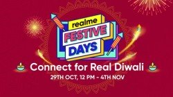 Realme Festive Days Sale Offers: Special Discount On Realme Smartphones