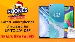 Christmas 2020 Offers: Amazon Fab Phones Fest Offers On Smartphones