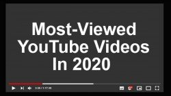Most-Viewed YouTube Videos In 2020