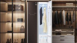 Steam And Sanitize Your Clothes With LG Styler Priced At Rs. 1,60,000