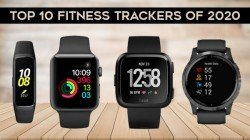 Top 10 Fitness Trackers, Smartwatches Of 2020: Everything From Apple Watch To Samsung Fit
