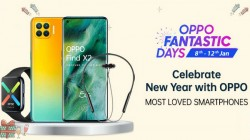 Amazon Oppo Fantastic Days Sale January 2021: Offers On Oppo F11, Oppo F17 Pro, Oppo A53, And More