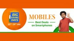 Flipkart Big Saving Days Sale For Republic Day 2021: Discounts And Offers On Smartphones