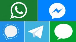 Did You Know What Data Each Messaging App Collects?