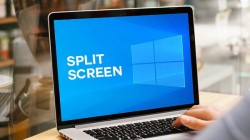 How To Use Split Screen Feature On Windows 10 Laptops And PCs?
