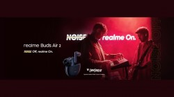 Realme Buds Air 2 Design, Features Teased Ahead Of Launch; ANC Confirmed