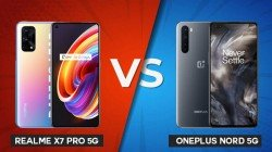 Realme X7 Pro 5G Vs OnePlus Nord 5G: Which One Should You Buy