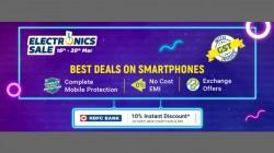 Flipkart Electronics Sale: Best Deals On Poco Smartphones