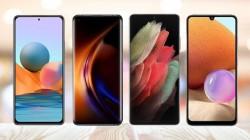 Last Week's Top 10 Trending Smartphones: Redmi Note 10 Pro, Asus ROG Phone 5, Huawei P50, And More