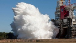 NASA Successfully Tests SLS Rocket In Second Attempt; One Step Closer To Moon