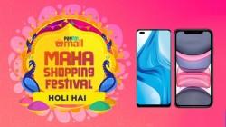 Paytm Mall Holi Festival Offers On Apple, Samsung, Vivo, Oppo Smartphones
