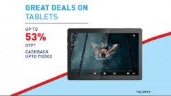 Reliance Digital Great Sale: Up To 53% Off On Tablets