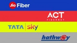 JioFiber Vs Act Fibernet Vs Tata Sky Vs Hathway: Which 150 Mbps Broadband Plan Should You Choose?