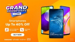 Paytm Mall Grand Brand Days Sale: Up To 40% Off On Smartphones