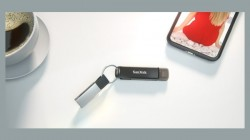 SanDisk iXpand Flash Drive Luxe Launched For iPhones And iPads