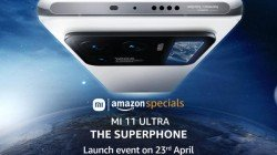 Xiaomi Mi 11 Ultra India Launch Teased On Amazon India
