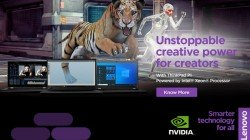 Lenovo Mobile Workstation Lets Your Creativity Flow and Makes You Unstoppable
