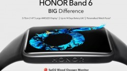 Honor Band 6 Lands On Flipkart Ahead Of India Launch