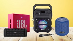 Best Portable Speakers Under Rs. 2,000 To Buy On Flipkart And Amazon India