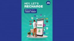 Reliance Jio Offering Recharge Service Via WhatsApp: How To Use