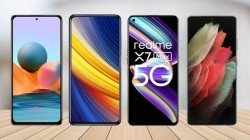 Last Week Most Trending Smartphones: Poco X3 GT, Samsung Galaxy A52, OnePlus Nord CE 5G And More