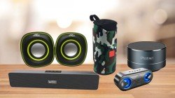 Most Rated Portable Speakers To Buy On Flipkart India Under Rs. 1,000