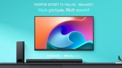 Realme Smart TV Full HD 32-inch Launched In India With Dolby Audio
