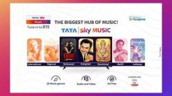 Tata Sky Revises Its Music Platform: Offering Services For Rs. 2.5 Per Day
