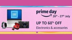 Amazon Prime Day Sale: Up To 60% Off On Electronics And Accessories