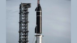 The World's Tallest Rocket Is Here And It's The SpaceX Starship