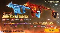 Garena Free Fire Redeem Codes For Today; Get Flaming Dragon AK Skin As Reward